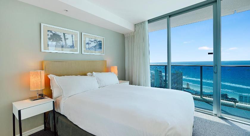 luxury apartment bedroom. Ocean View Luxury 2 Bedroom Apartment  Formerly