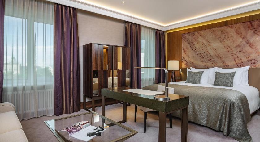 リガのホテル