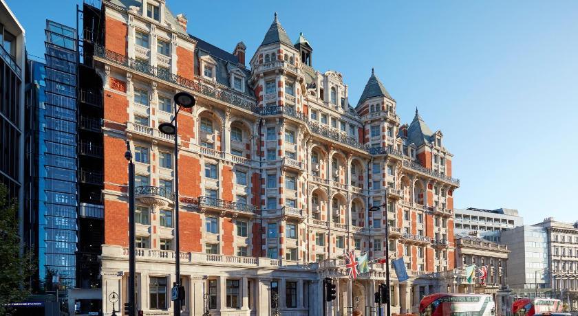 Mandarin Hotel Spa London