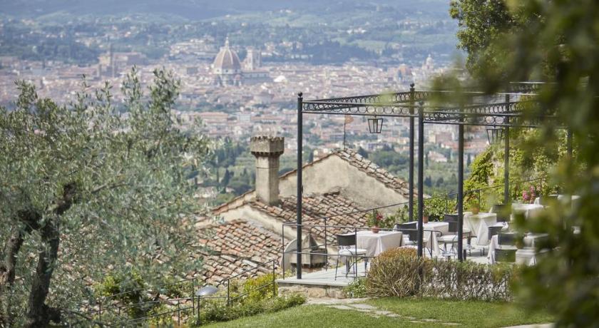 belmond villa san michele in florence tuscany. Black Bedroom Furniture Sets. Home Design Ideas