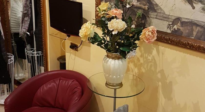 Soggiorno Comfort Via Palermo 37 Rome