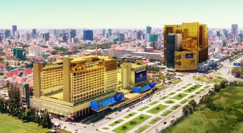 Nagaworld Hotel Entertainment Complex Samdech Techo Hun Sen Park Phnom Penh