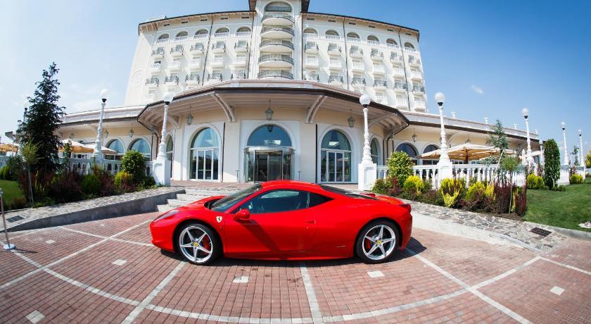 Grand Hotel Napoca Cluj Napoca Romania