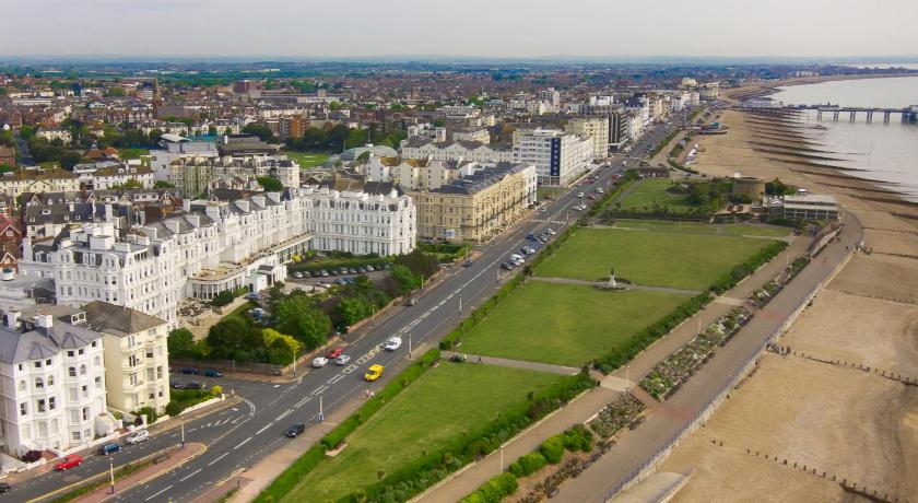 The Grand Hotel In Eastbourne South East England