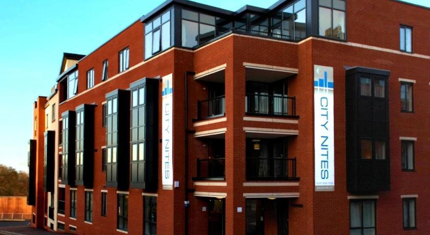 city nites birmingham postcode