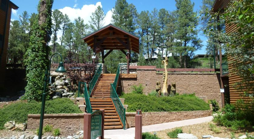 Ruidoso River Resort Inn 206 North Eagle Drive Ruidoso