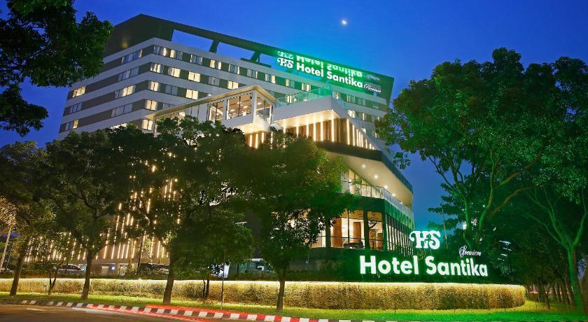 Santika Premiere Bintaro Jl Prof Dr Satrio Blok B7 A3 01 Cbd