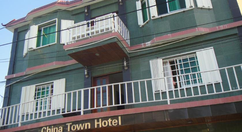 China Town Hotel Estrella Street Caye Caulker Belize Central America