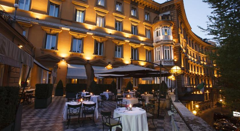 Hotel Majestic Roma The Leading Hotels Of World