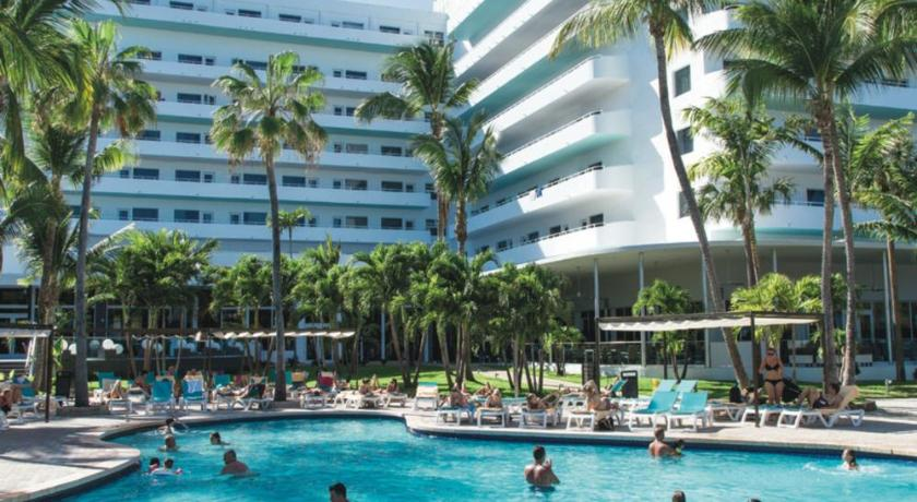 Riu Plaza Miami Beach 3101 Collins Avenue