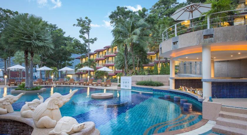 Chanalai Flora Resort Kata Beach formerly Tropical Serene Resort