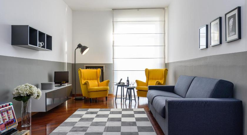 Hintown Rich Stylish formerly Santa Sofia Milano Apartment Corso