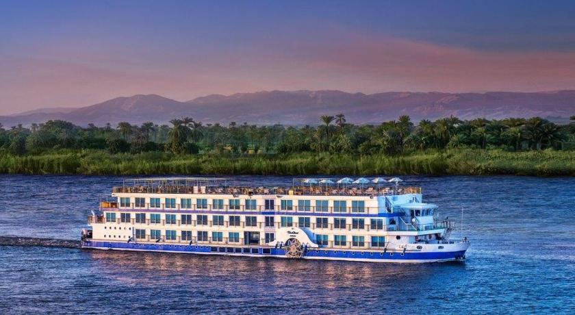 the oberoi philae nile cruise every wednesday 6 nights every