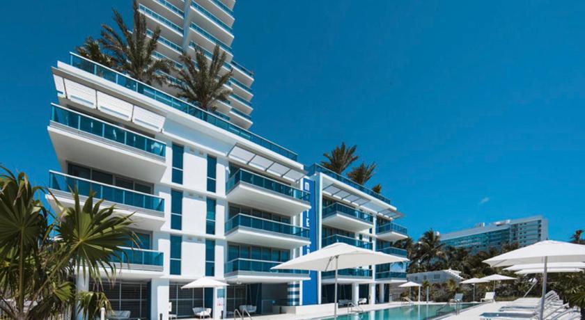 Modern Geometry At Monte Carlo Miami Beach