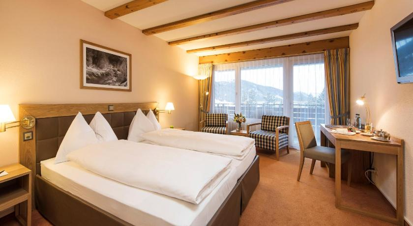 Sunstar Alpine Hotel & SPA Davos (formerly Sunstar Alpine Hotel ...