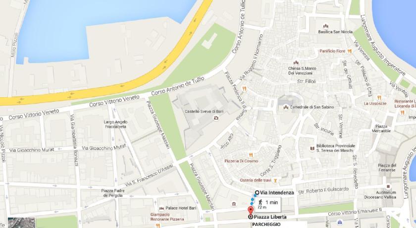 BB Bari Old Town Via Intendenza 19 Bari