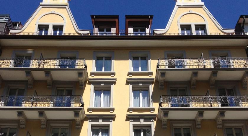 Hotel Alpina Luzern Frankenstrasse 6 Luzern