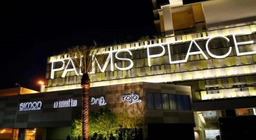 Palms Place 51st Floor With Balcony Strip View 4381 West Flamingo