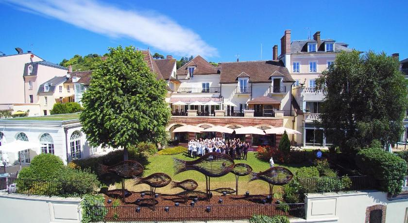 Luxury Hotels In Burgundy Charming Hotels And Spa