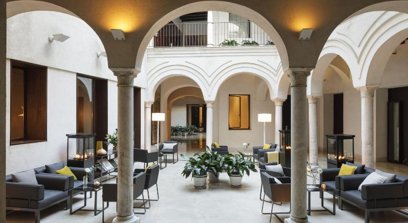 boutique hotels in sevilla  101