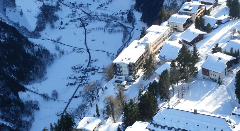 Hotel Alpina Zentrum Mürren - Hotel alpina murren switzerland