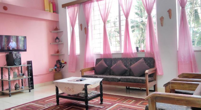 Candolim Homestay Prazares Resort, Marquis Ward, Candolim, Flat No ...