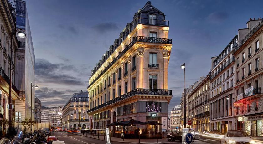 W パリ - オペラ 海外ホテル予約...