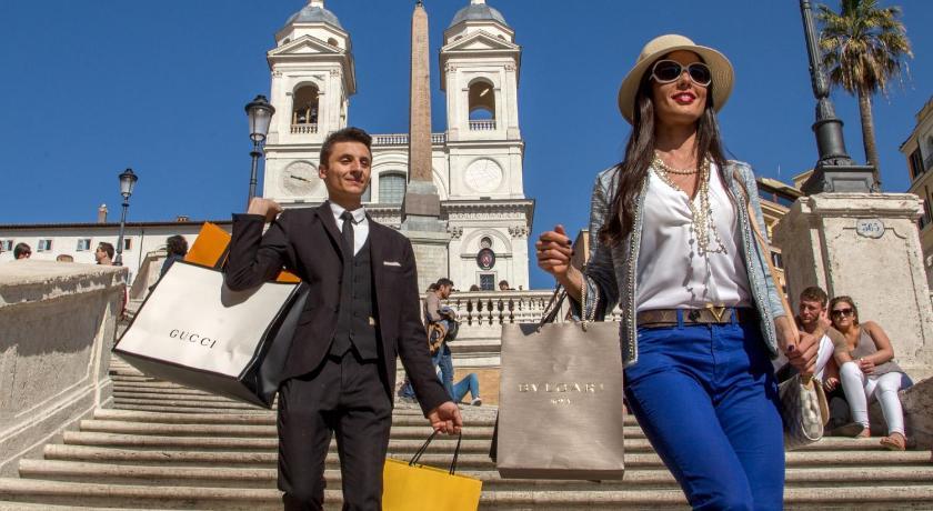 The Inn At The Spanish Steps Small Luxury Hotels Via Condotti 85 Rome