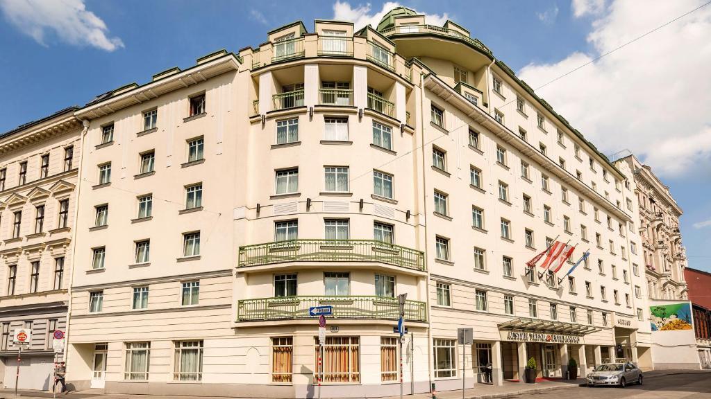 Austria Trend Hotel Ananas Wien Vienne