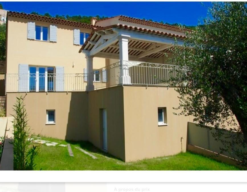 Maison de standing, jardin, terrasse vue mer - Ferienhaus in ...