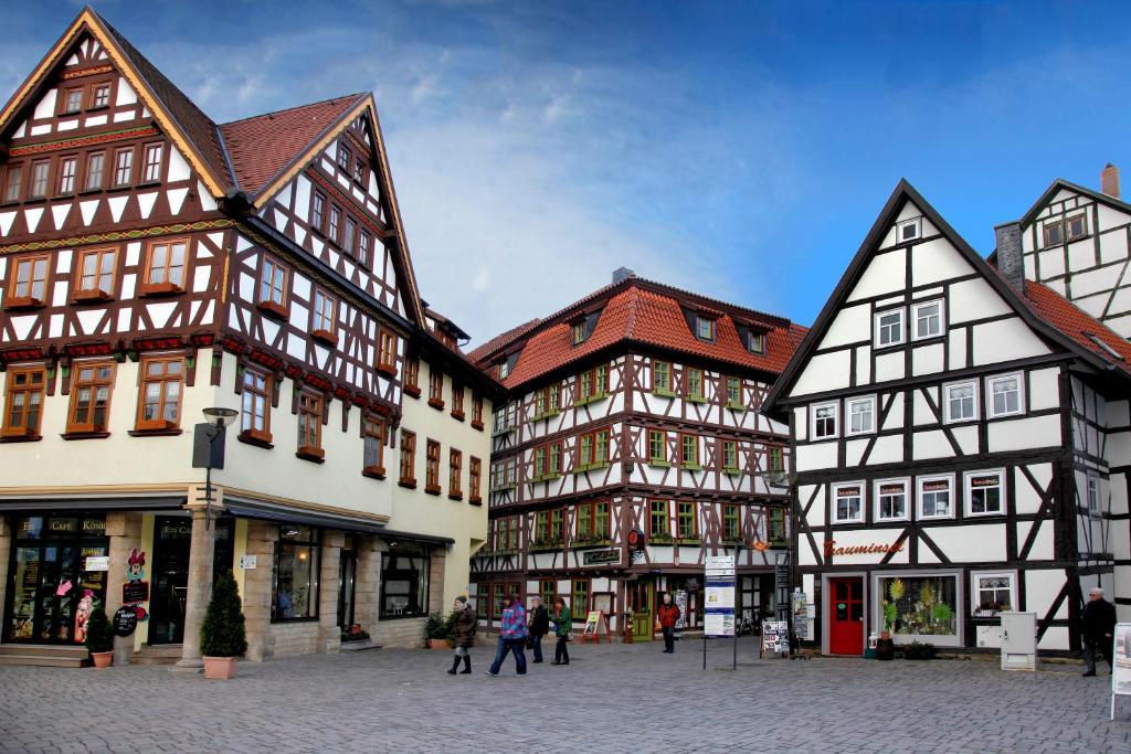 Tabarz Hotel Zur Post