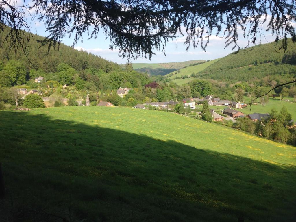 Abbey-Cwmhir