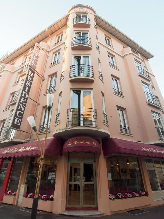Hotel La Residence Juan Les Pins France