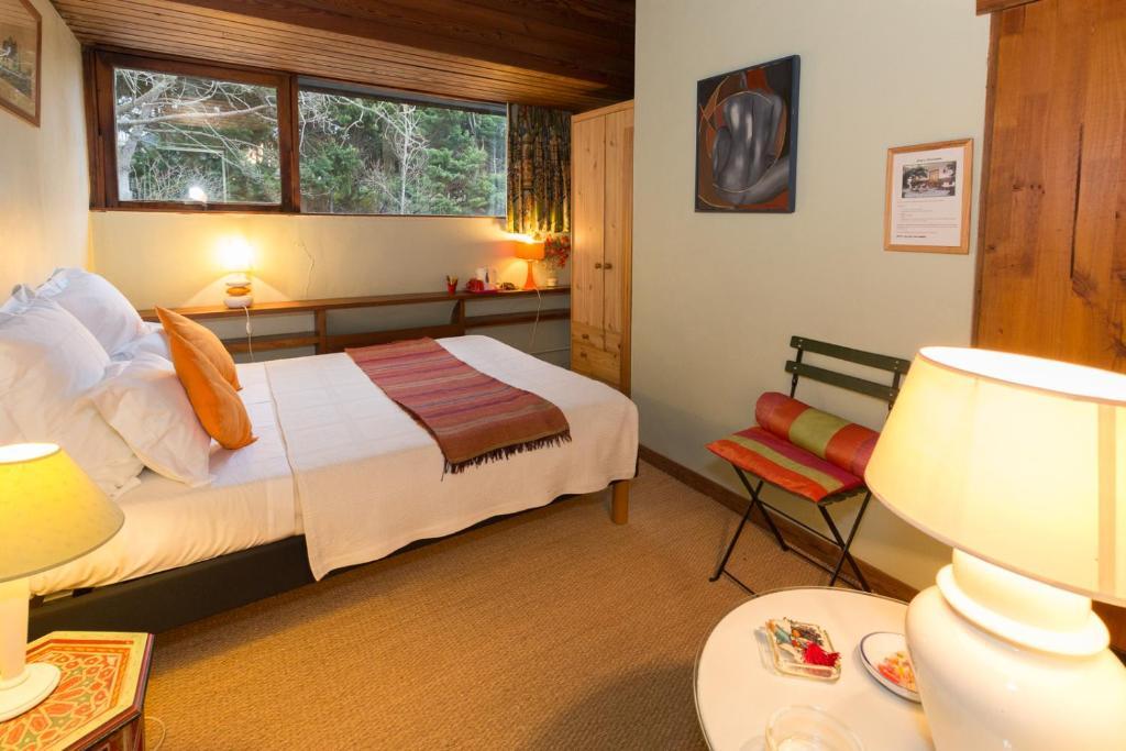 Les chambres de colette chambre d 39 h tes pourville sur mer - Savon pour chambres d hotes ...