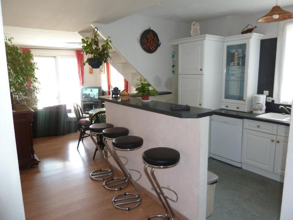 Apartment Duplex Fontainebleau - Apartment in Clermont-Ferrand in le ...