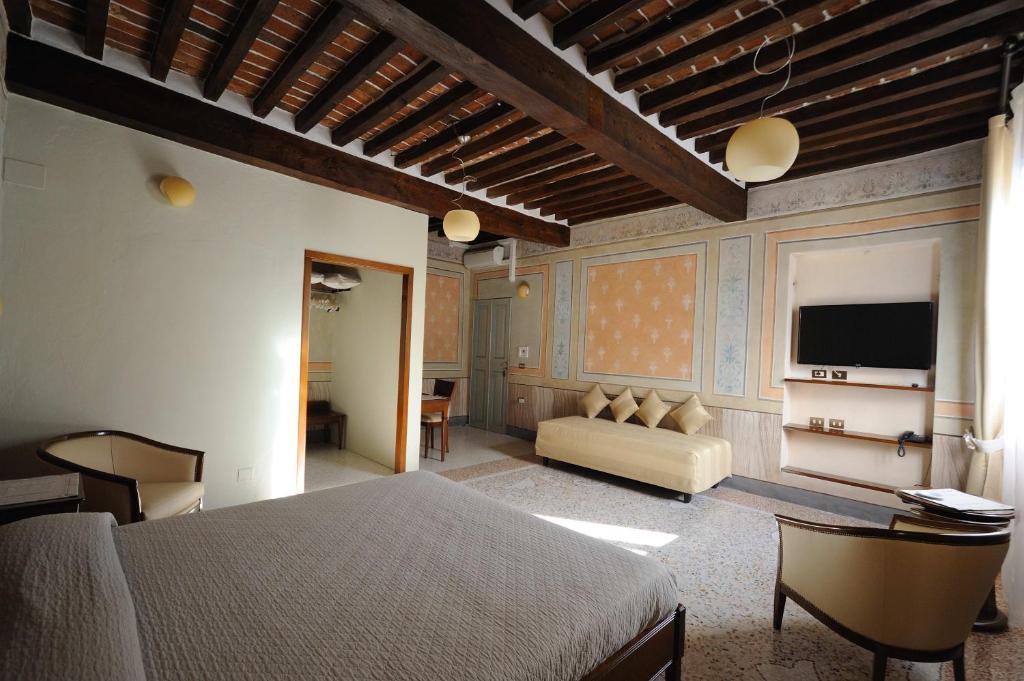 Hotel A Sabbioneta Italia
