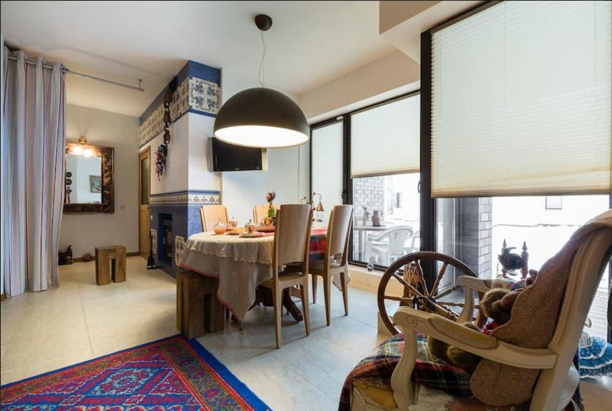 Unique Wohnung with Russian Sauna, Wohnung Strelna