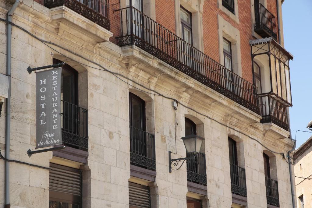 Tirso De Molina Casas Rurales Almazán