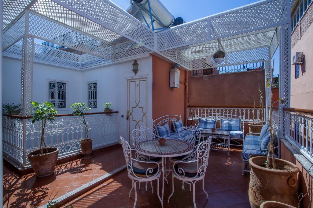Bagno In Comune Hotel : Hotel zaitoune marrakech