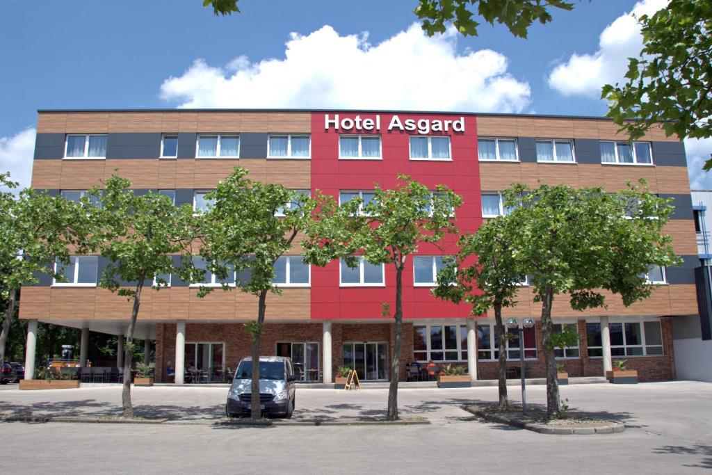 hotel asgard gersthofen informationen und buchungen online viamichelin. Black Bedroom Furniture Sets. Home Design Ideas