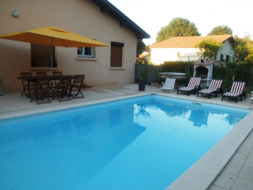 maison avec piscine privée - Maison de vacances à Castets dans les ...