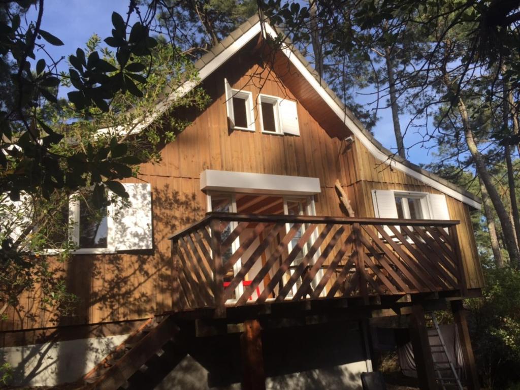 Meuble Salle De Bain Imitation Pierre ~ Jolie Maison Avec Vue Sur Le Lac Maison De Vacances Lacanau En