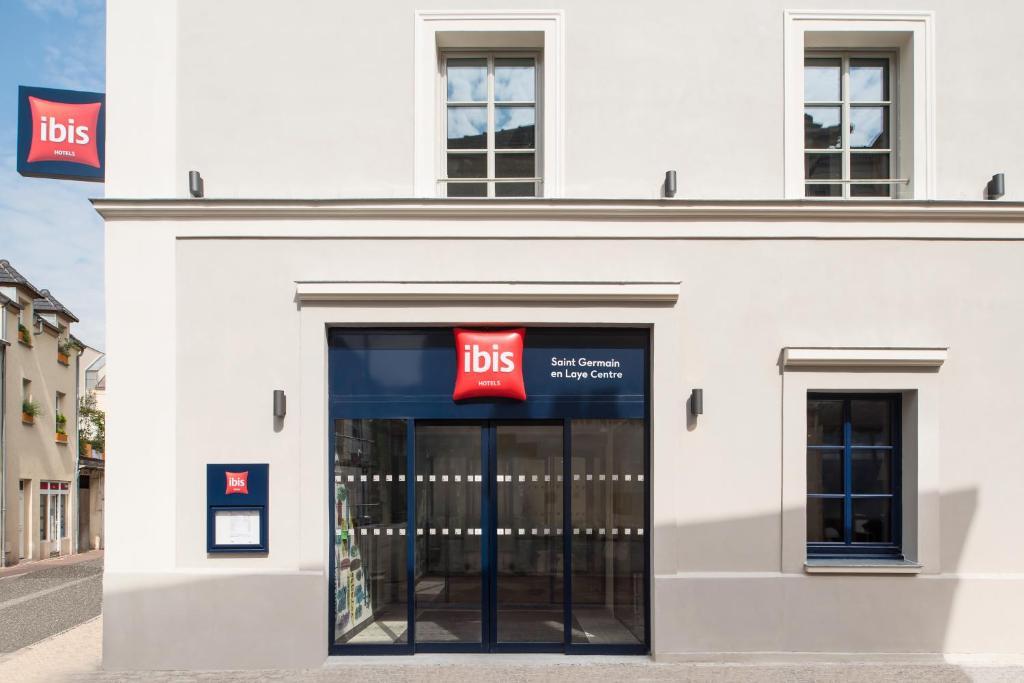 Hotel Ibis Saint Germain En Laye Centre