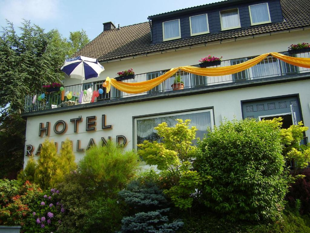 Hotel Raumland Bad Berleburg