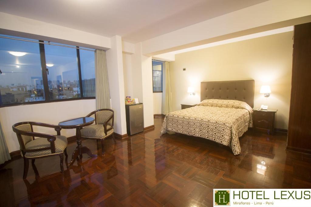hotel lexus lima