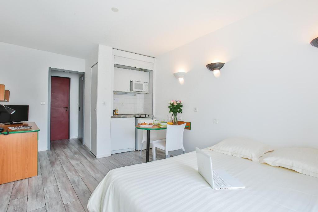 Appart hotel les laureades r servation gratuite sur for Appart hotel booking