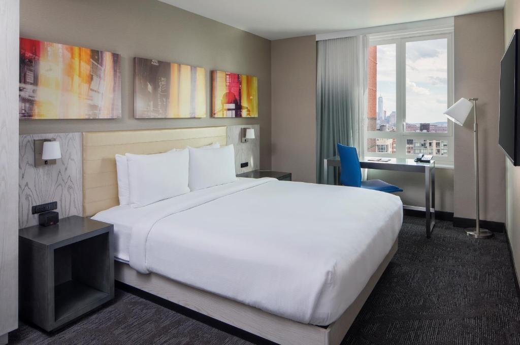 Hotel Doubletree By Hilton New York Times Square West New York City