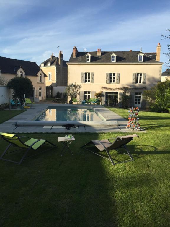 Chambres D Hotes L Antregens Chambres D Hotes A Laval En Mayenne 53