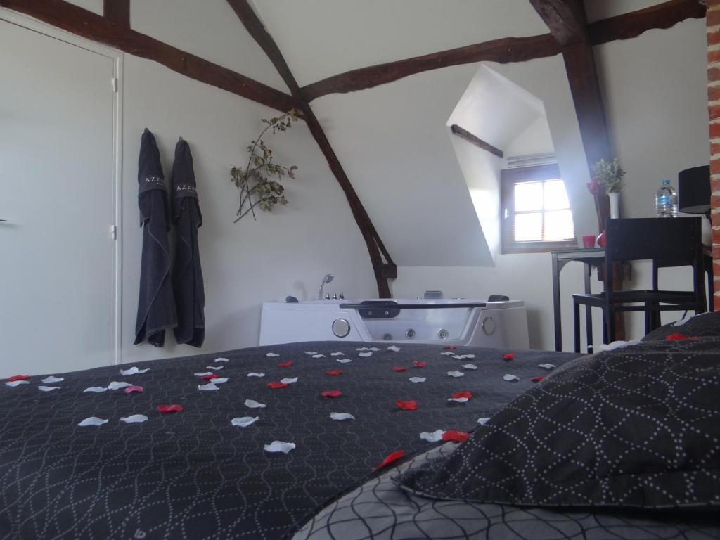 chambre d'hote 14600 ablon