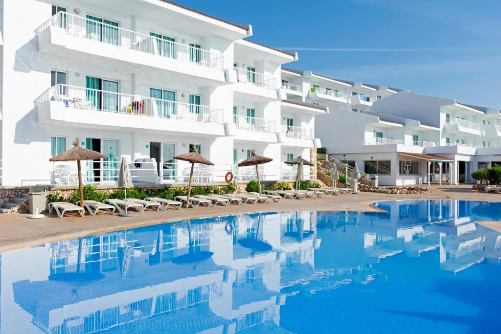 Hsm apartamentos calas park felanitx book your hotel with viamichelin - Booking mallorca apartamentos ...